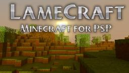 Minecraft on PSP [Lamecraft]
