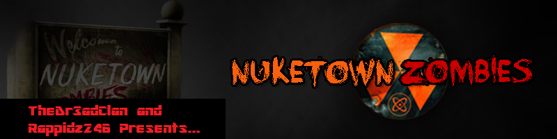 (1.7.8) (Multiplayer) Craft Of Duty - Block Ops 2 - Nuketown Zombies - MINECRAFT EDITION! (Includes MOTD and DIE RISE!) Minecraft Project