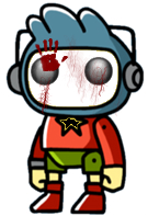 Scribbleanuts Creepy Pasta: Dropped Dead Minecraft Blog