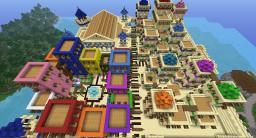 New Alexandria - Downtown Quadrant Minecraft Map & Project