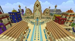 New Alexandria - Cathedral Square Minecraft Map & Project