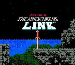 Zelda II the adventure of link craft