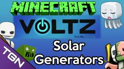 Voltz Tutorial - Solar Generators With TacticalLion Minecraft Blog