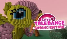 Love and Tolerance: Spring Edition Minecraft Texture Pack