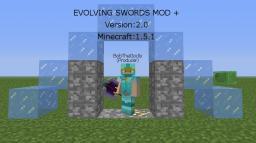 Evolving Swords Mod+ 1.7.10 Minecraft