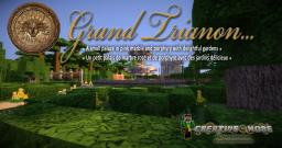 Grand Trianon Palace || by Creative-Node staff [upgraded] Minecraft Project