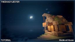 Small Shack - Building Tutorial Minecraft Blog