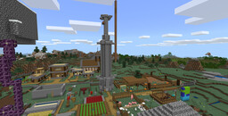 Hydro's Realm SMP World Minecraft Map & Project