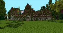 Wolfthorne Ridge Outpost Minecraft