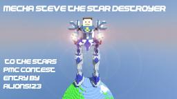 Mecha-Steve the Star Destroyer Minecraft