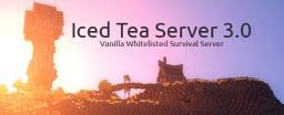Iced Tea 3.0 Vanilla Survival [Whitelist][1.5][18+] Minecraft Server