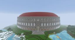 The Rose Palace Minecraft Map & Project