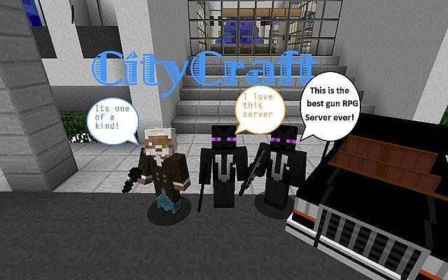 Сервера Minecraft с модом Flans | TopCraft