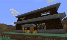 Cozy Modern House [10 Sub Special! Minecraft Map & Project