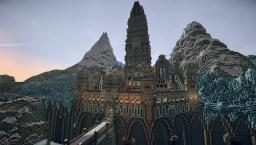 Machu Vocchu Minecraft Map & Project