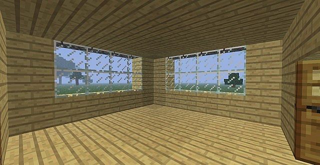 Beautiful House Minecraft Project
