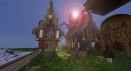 I'm now in Creative Node! Minecraft Blog