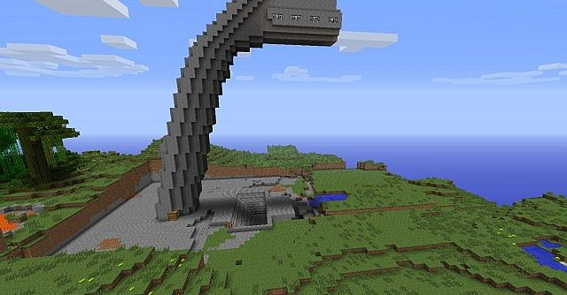 The St Louis Gateway Arch Minecraft Project