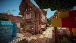Medieval Bakery Minecraft