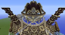 mega spawn Minecraft Map & Project