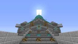 Castle of The Diamond Sun Minecraft Map & Project