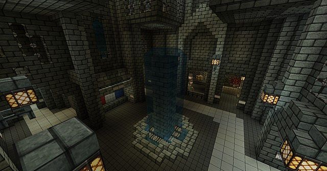 harry potter 1 the adventure map minecraft project