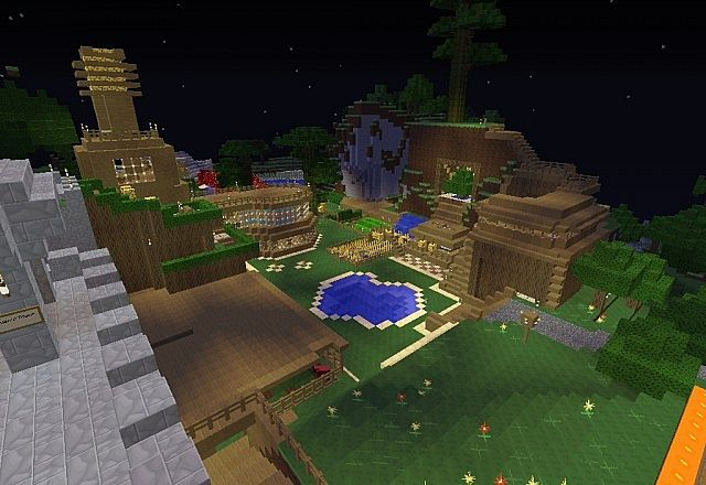 how to build syndicates house in minecraft
