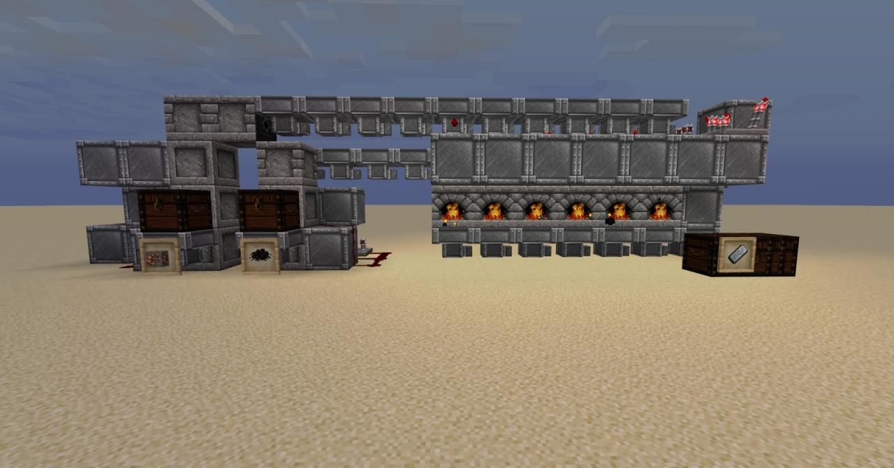 Furnace furnace xp minecraft for How to craft a furnace in minecraft