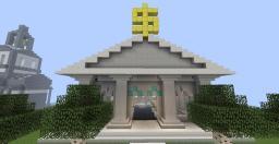 Quartz Bank - MayorCraft Minecraft Map & Project