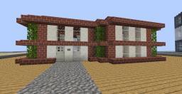 Modern House - MayorCraft Minecraft Map & Project