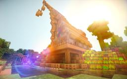 Elven House Minecraft Map & Project