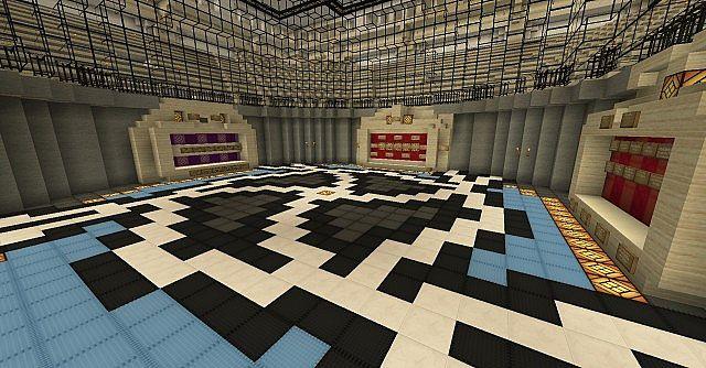 Partial Interior of Spawn.