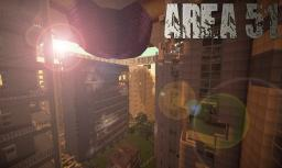 AREA 51 Minecraft Map & Project