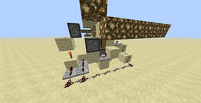 minecraft how to make a workbench