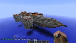 Heaven's Light AirShip Minecraft Project