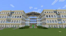Apple Headquarter Minecraft Map & Project