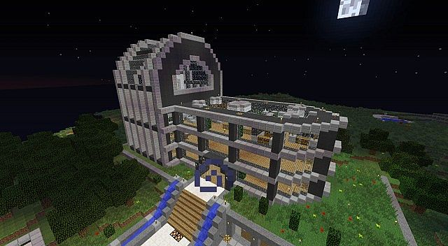 minecraft house designs planet with Modern Town Hall 2065875 on Arch Of Enlightenment together with Little Nice Back Yard also Jamziboy Minecraft Gothic Style Manor further Gondolin as well 32x32 Plot Build.