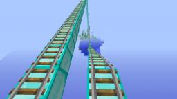 =(V2)=(Extremely Big Roller Coaster)=(1.7)= Minecraft Map & Project