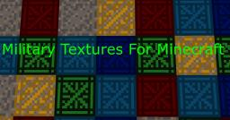 Military Textures Items Only for Minecraft 1.6