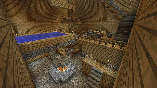 Minecraft family survival b?l?m 3