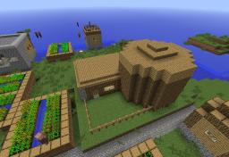 Villager Army Mod 1.6.2 A [Forge] Minecraft Mod