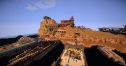 Amazing Minecraft modern cinematic house ! Minecraft Map & Project