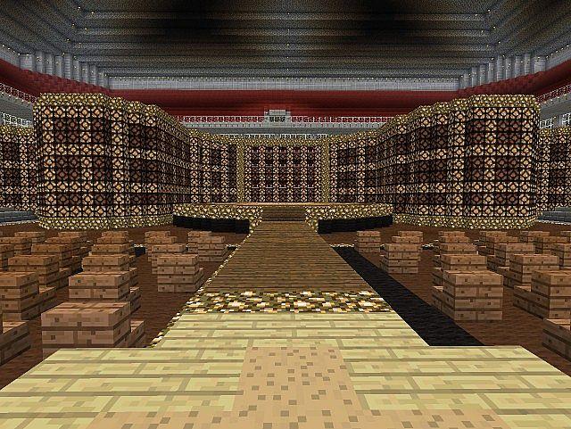 Arena Concerts Concert Arena Minecraft