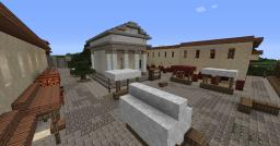 Roman City of Arretium Minecraft Map & Project