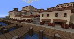 The City of Caralis Minecraft Map & Project