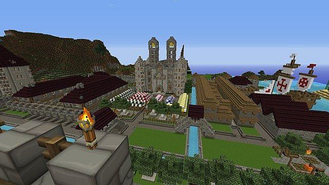 Sjins lets build a kingdom world minecraft project city 2 gumiabroncs Images