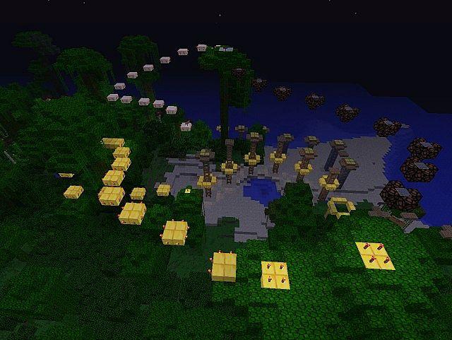 Minecraft 1.5.1 Jump a Lot
