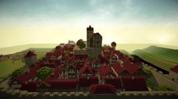 The Valley Tales: Rise of the Enderdragon Minecraft Project