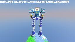 Building a Mech: A Tutorial Minecraft Blog