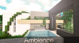 [Modern] Ambience - Luxury Estate Home (450 subs!) Minecraft